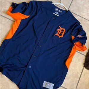 Authentic Tigers Shirt